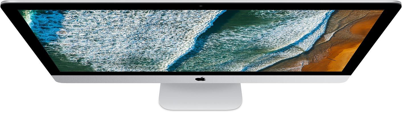 iMac 2017 top