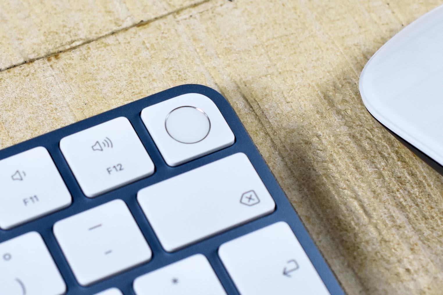 Magic Keyboard Touch ID iMac M1