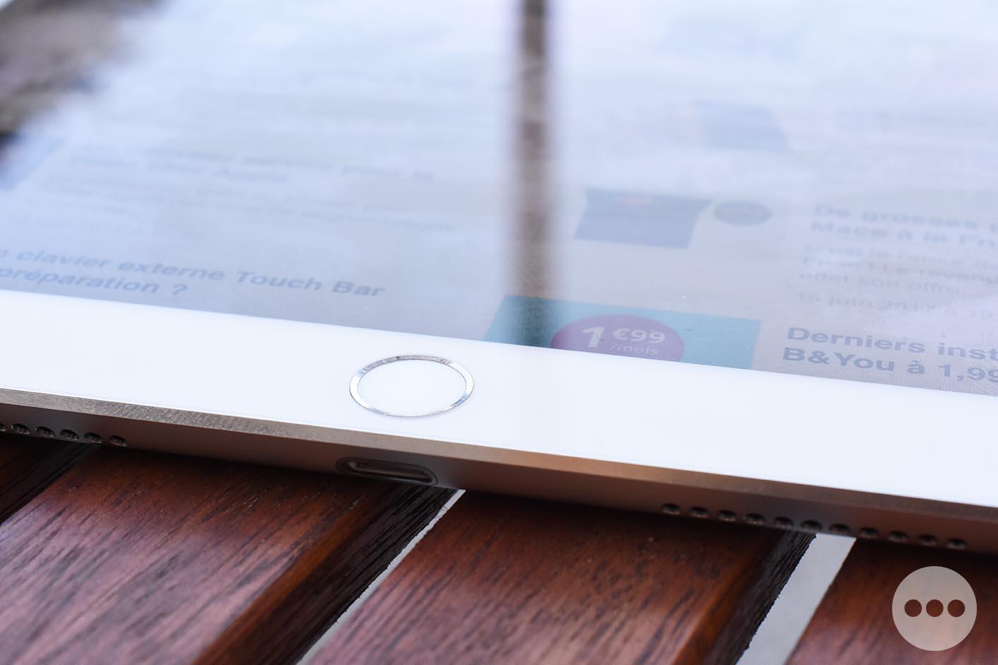 test iPad Pro 10,5 pouces autonomie