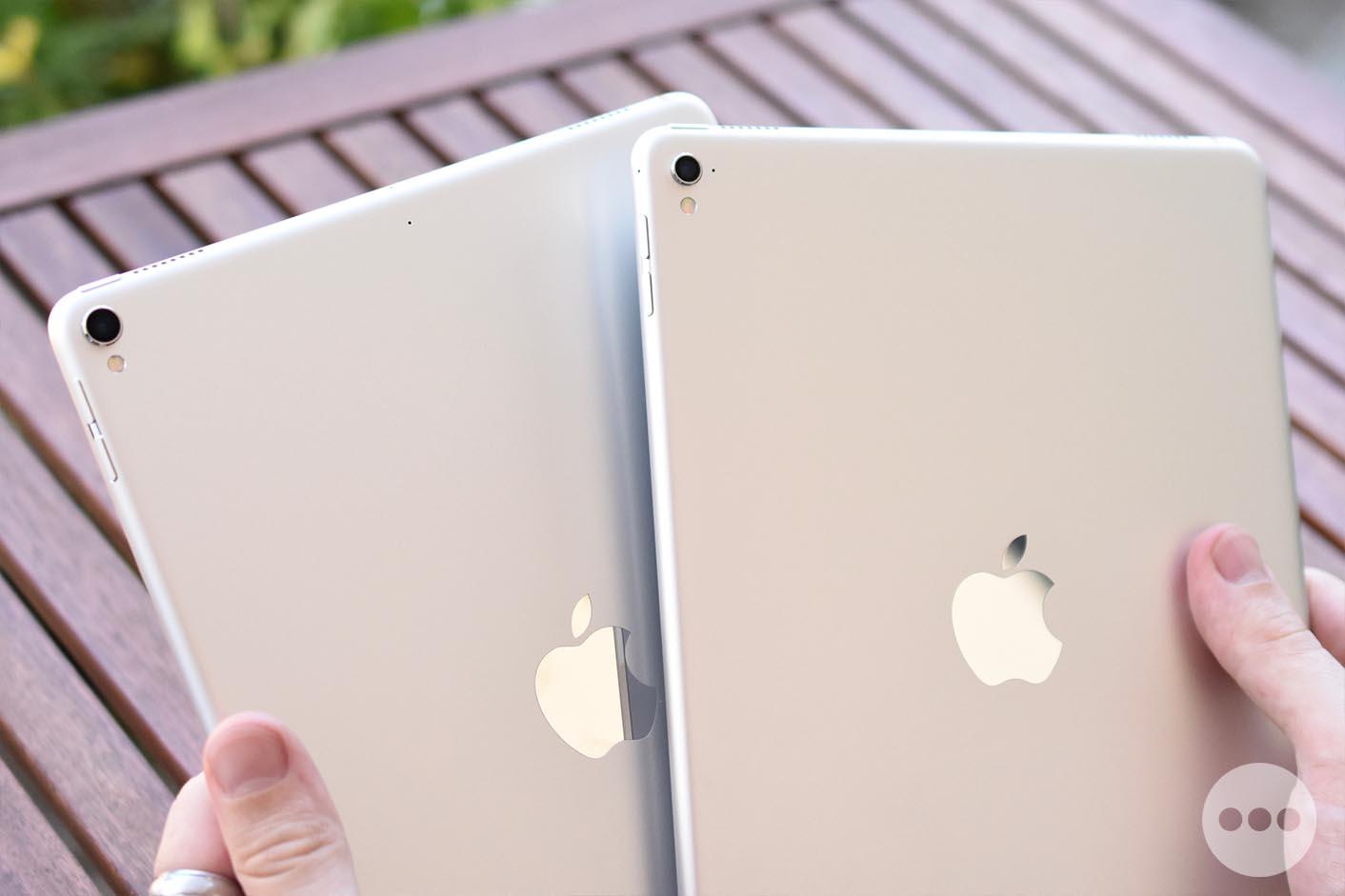 Test iPad Pro 10,5 pouces appareil photo