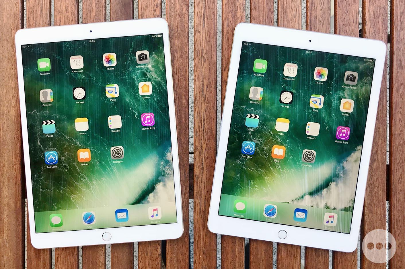 iPad Pro 10,5 pouces test