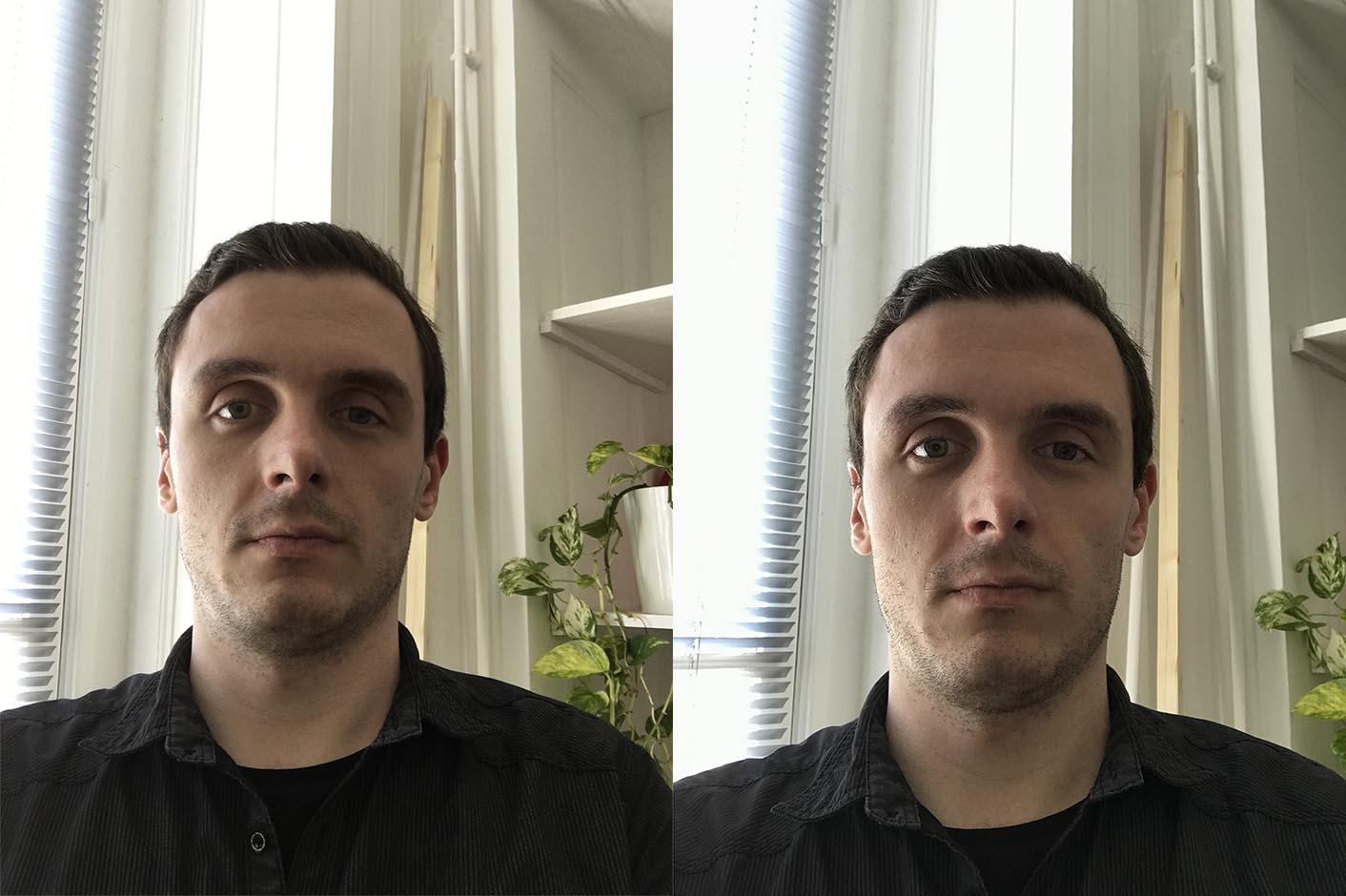 Test webcam iPad Pro 10,5 pouces