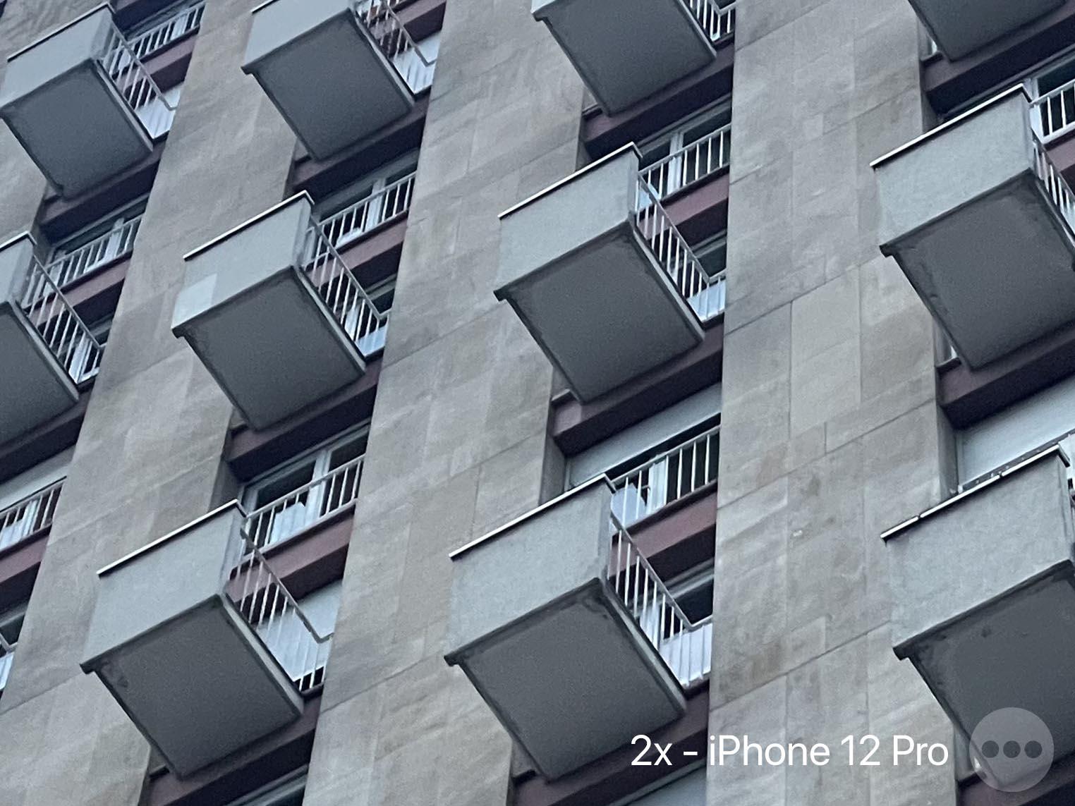 Test téléobjectif iPhone 12 Pro