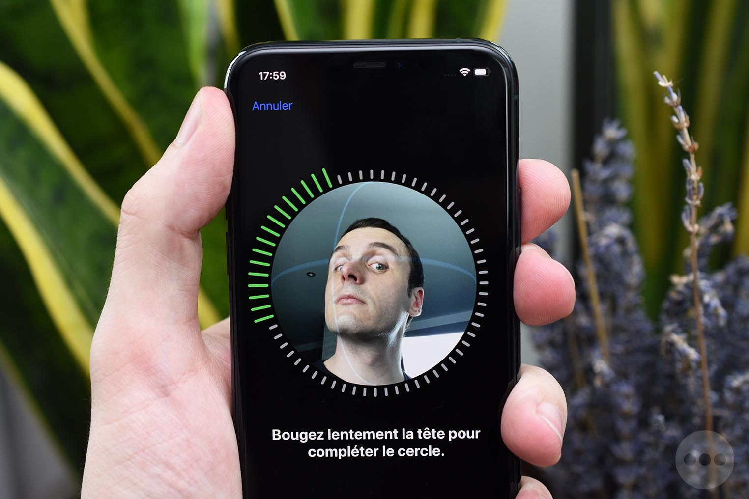 iPhone 11 Face ID