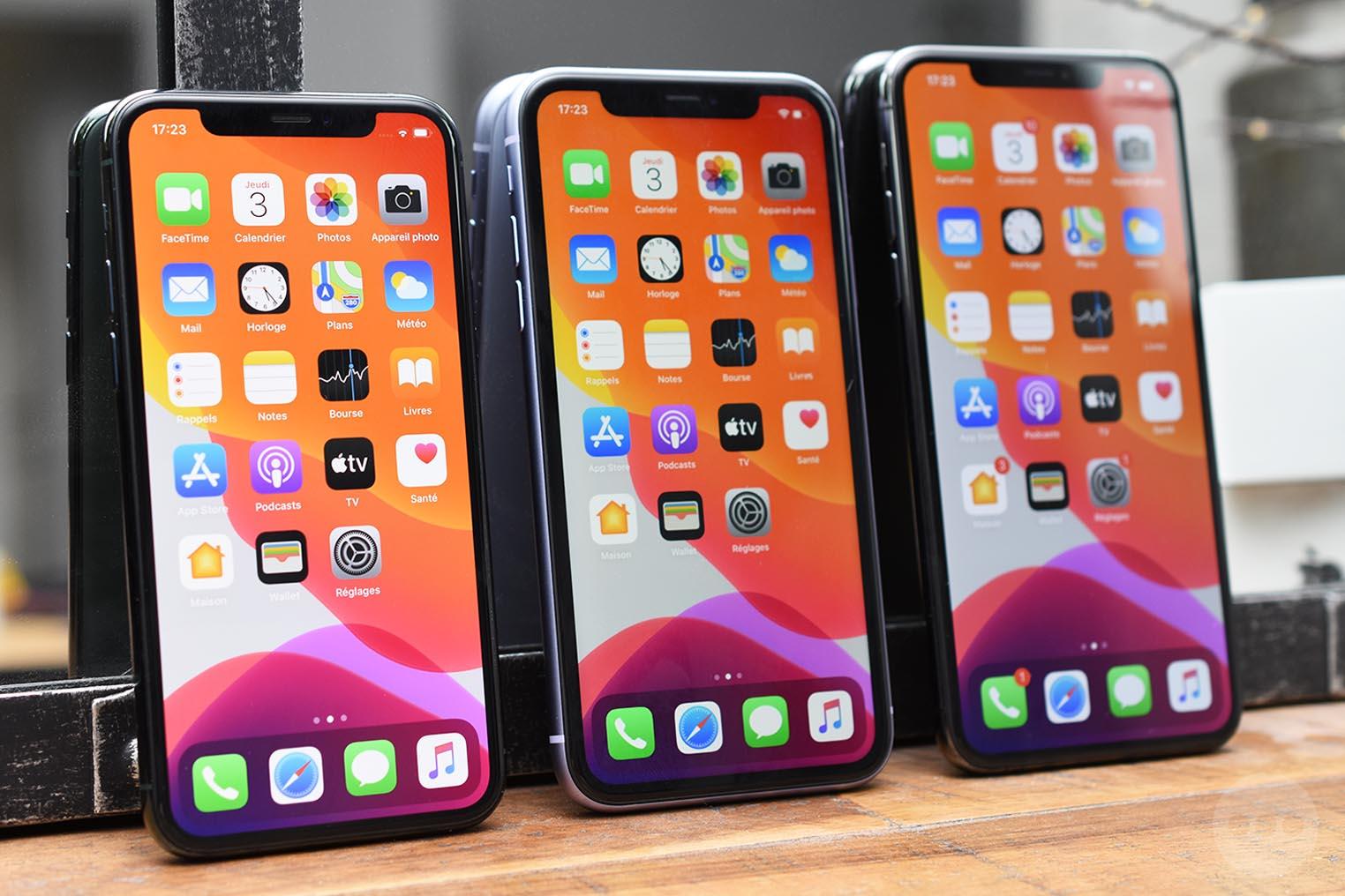 Consomac Notre Test De L Iphone 11 Et De L Iphone 11 Pro