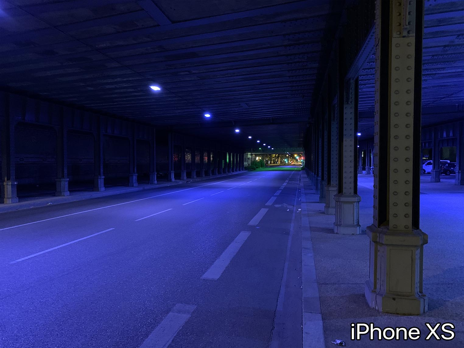 Mode nuit iPhone 11