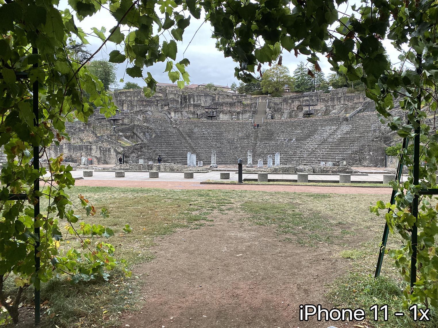 Test iPhone 11 ultra grand-angle