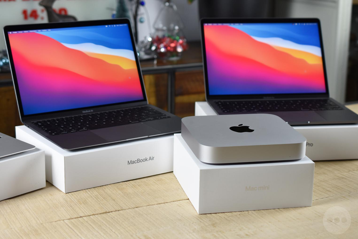 Test Macs Apple M1