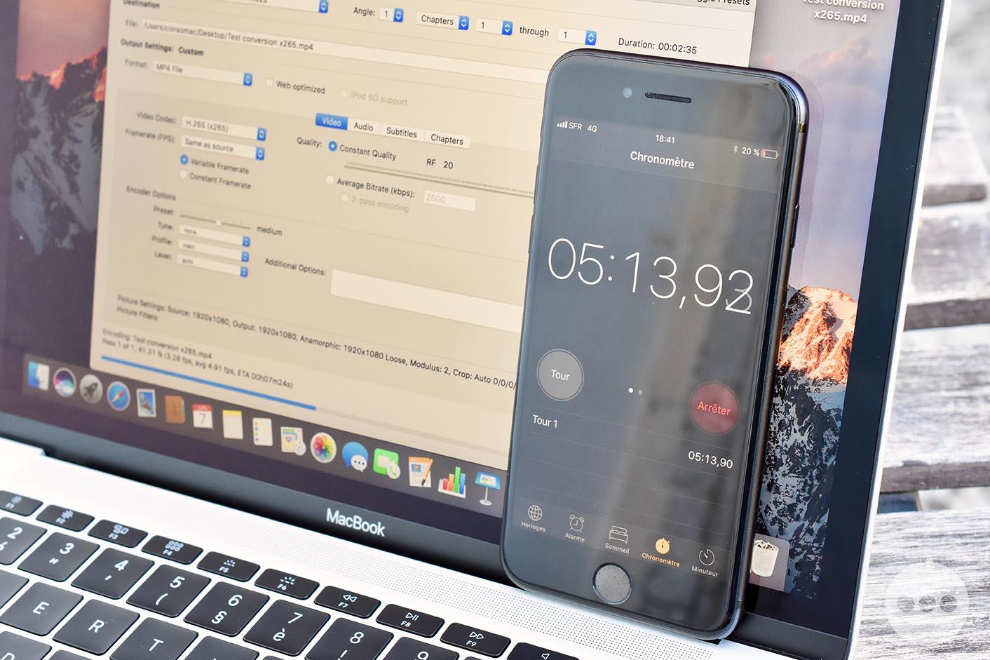 Test MacBook 2017