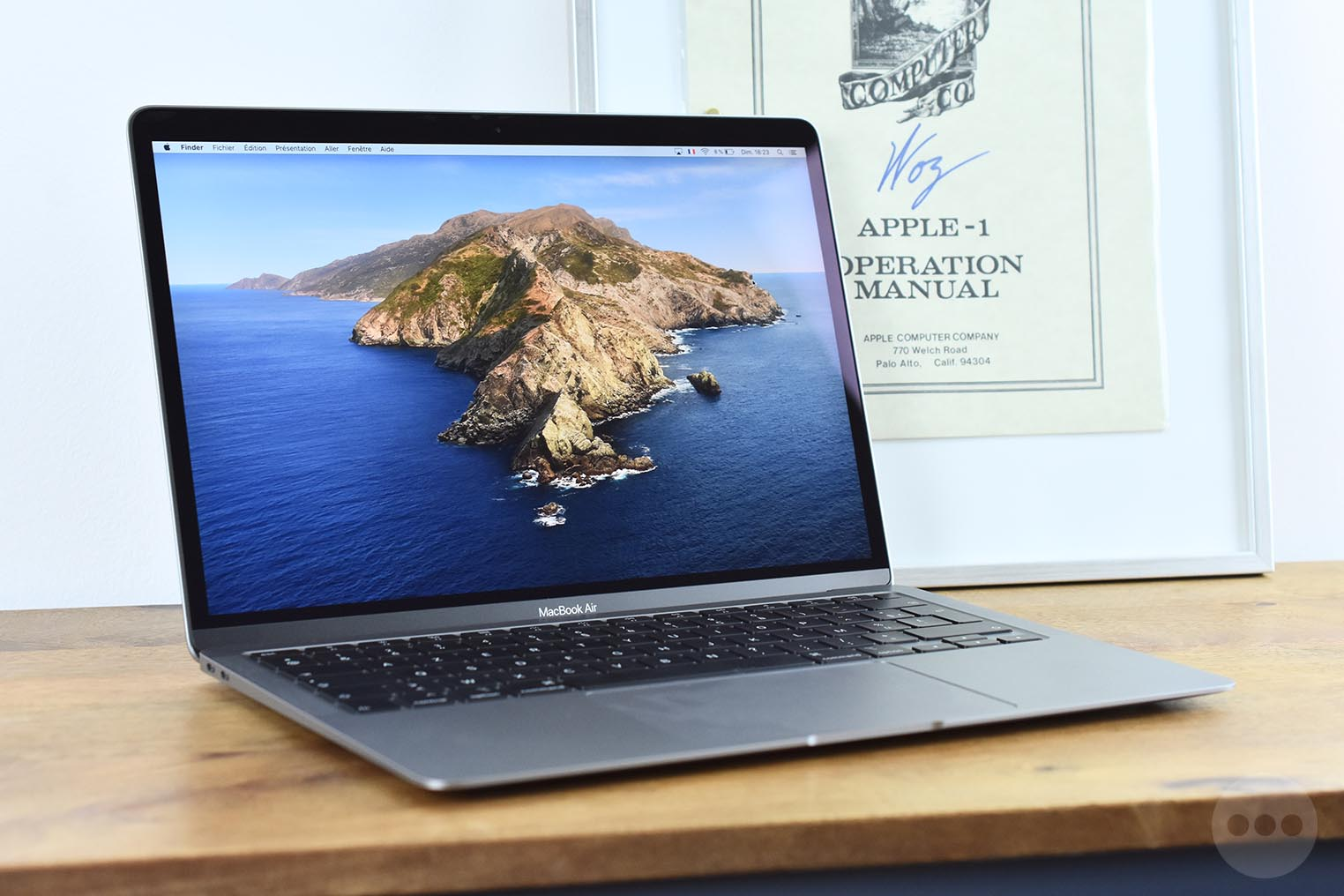Test MacBook Air 2020