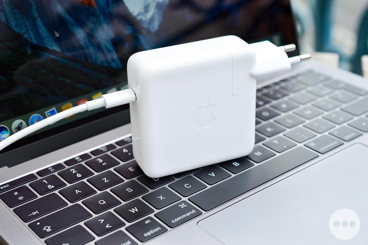 Chargeur USB-C MacBook Pro 2016