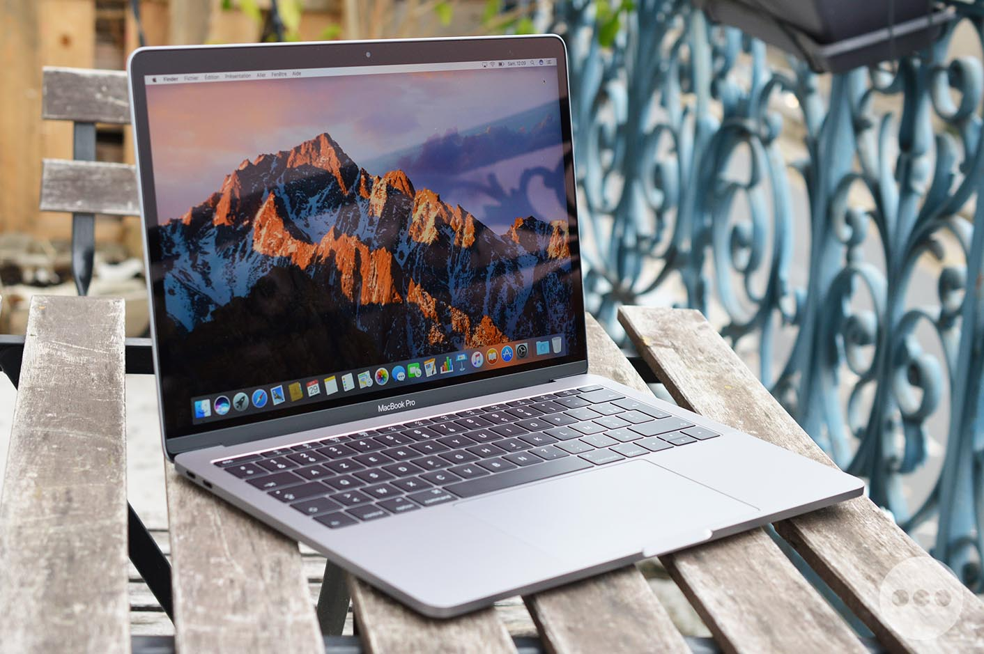 Test MacBook Pro 13 2016