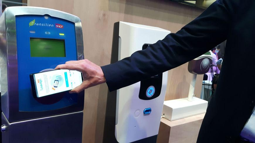 Navigo Smartphone NFC