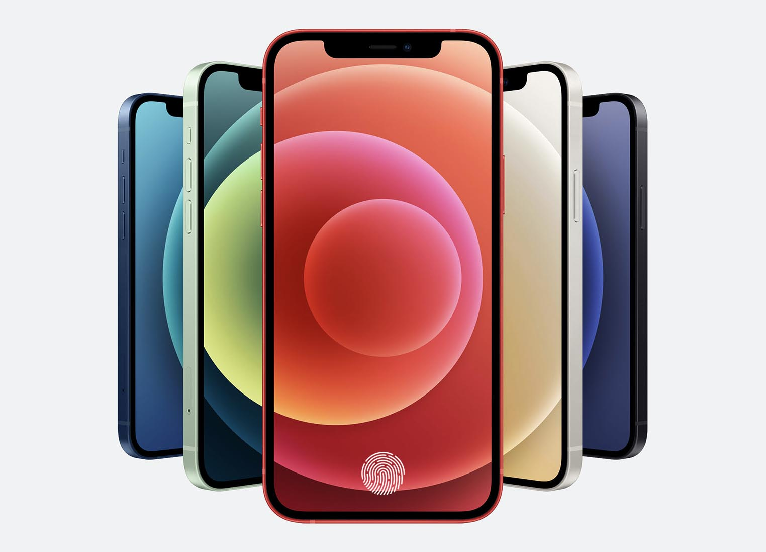 Touch ID iPhone 12