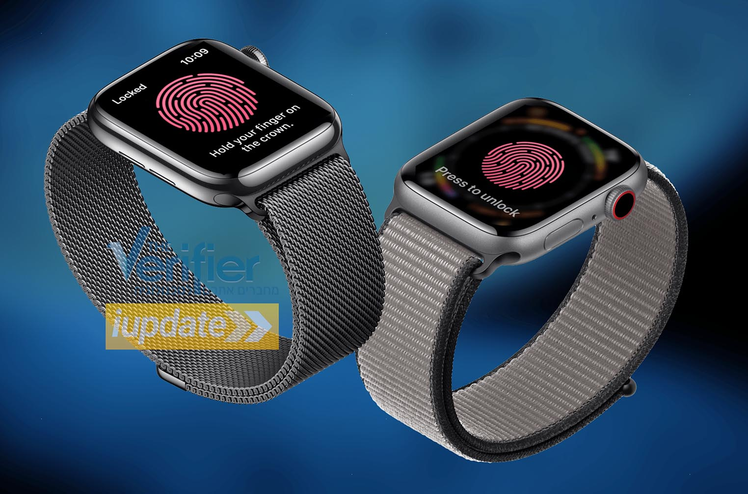 Touch ID Apple Watch