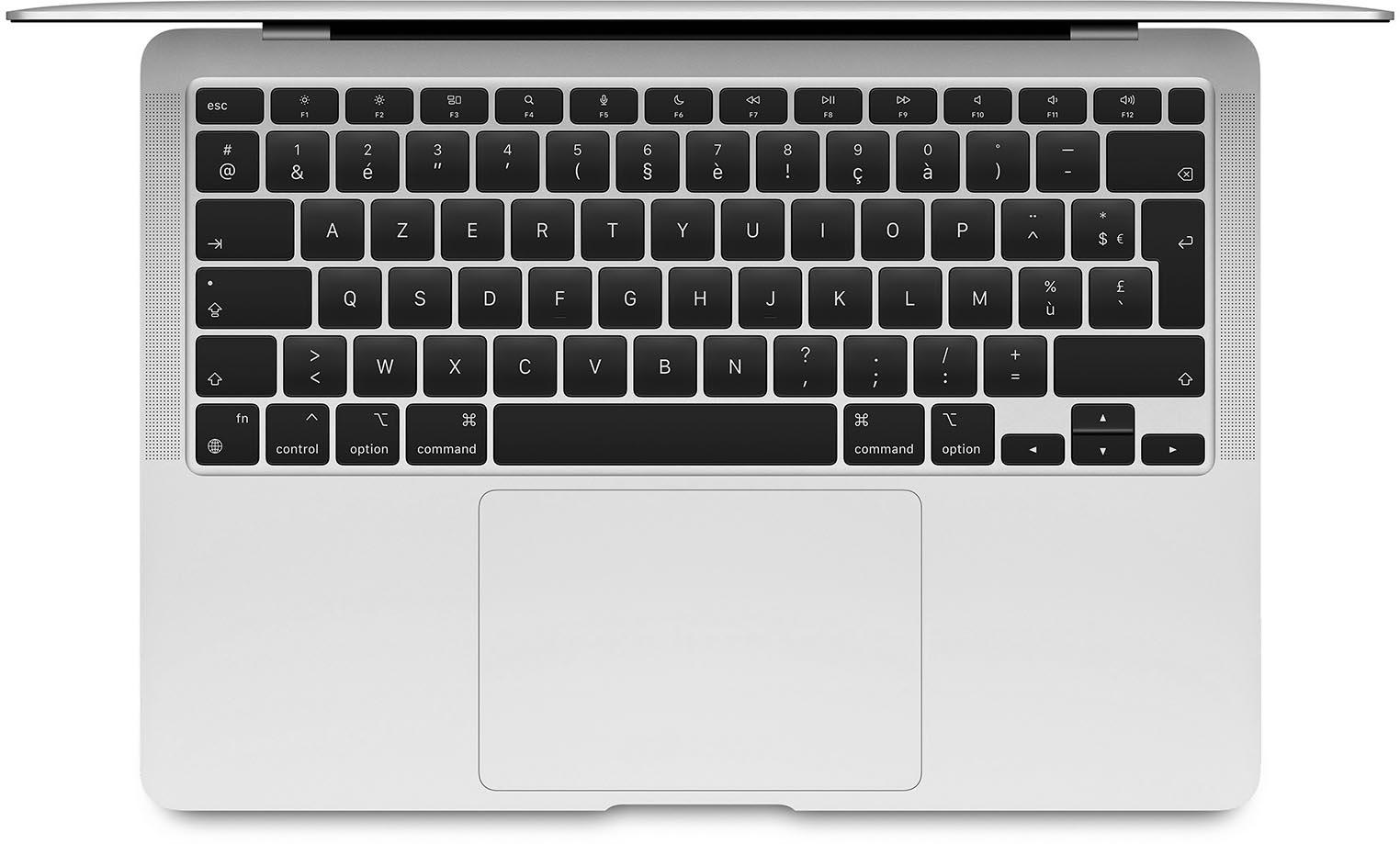 Clavier MacBook Air Apple M1