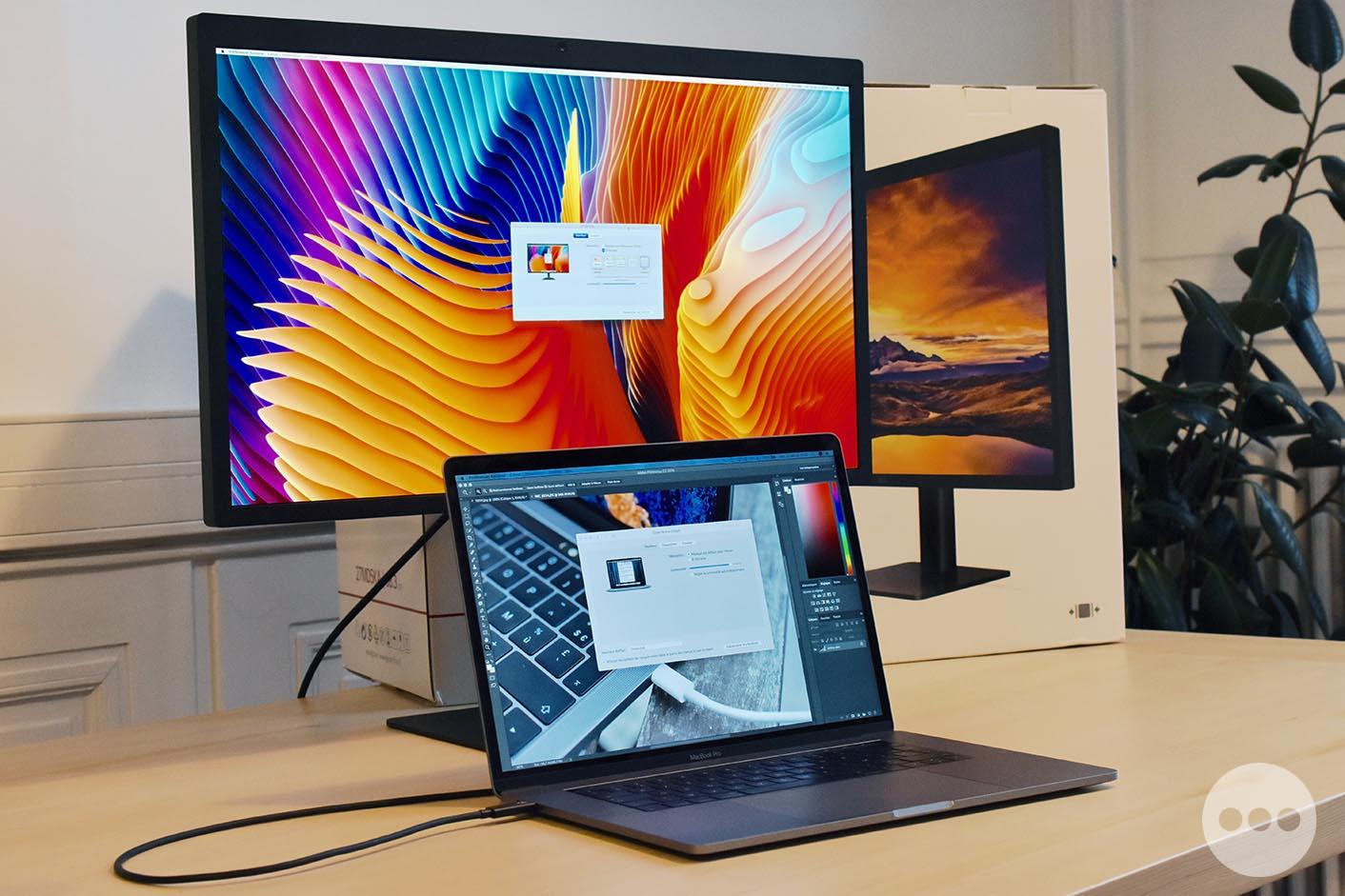 LG écran UltraFine 5K