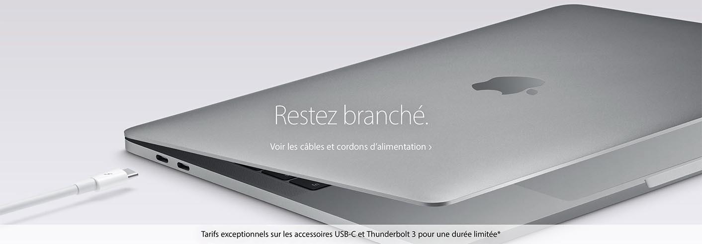 Promo USB-C Apple