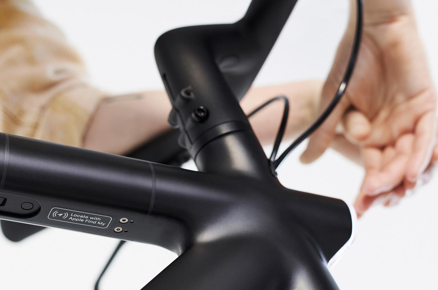 VanMoof Locate with Apple Find My