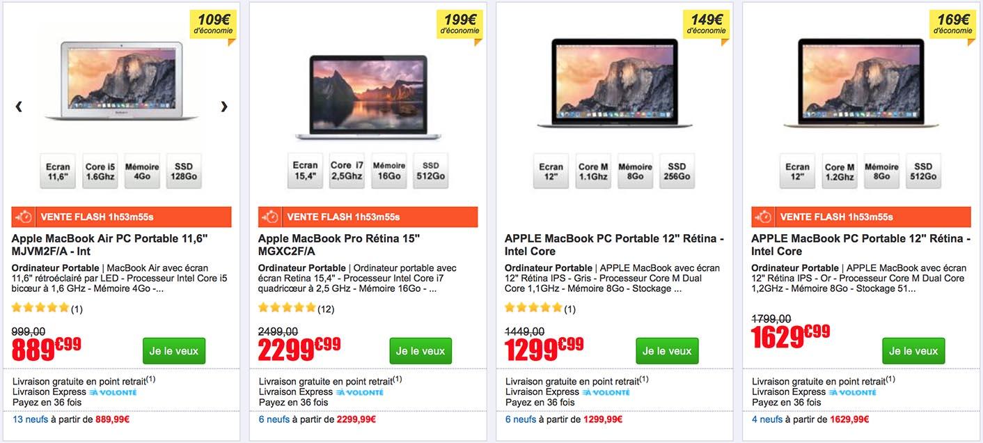 Consomac nouvelle vente flash apple chez cdiscount - C discount vente flash ...