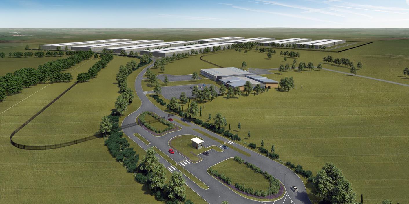 Apple Viborg data center