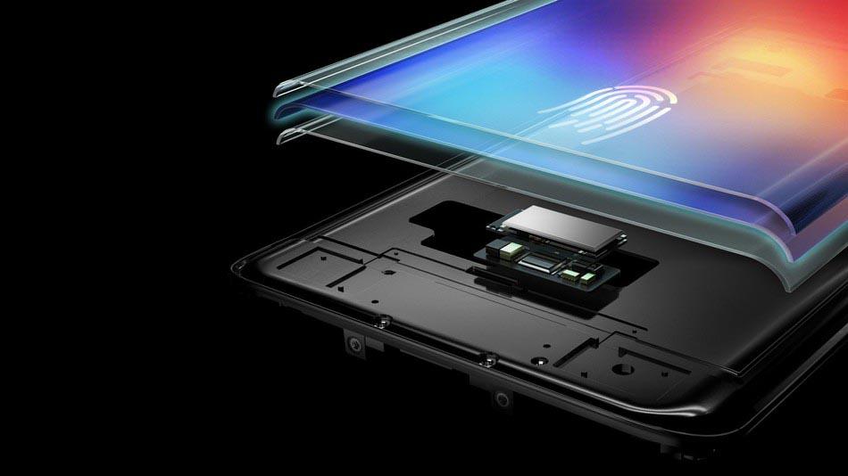Vivo Under Display Touch ID