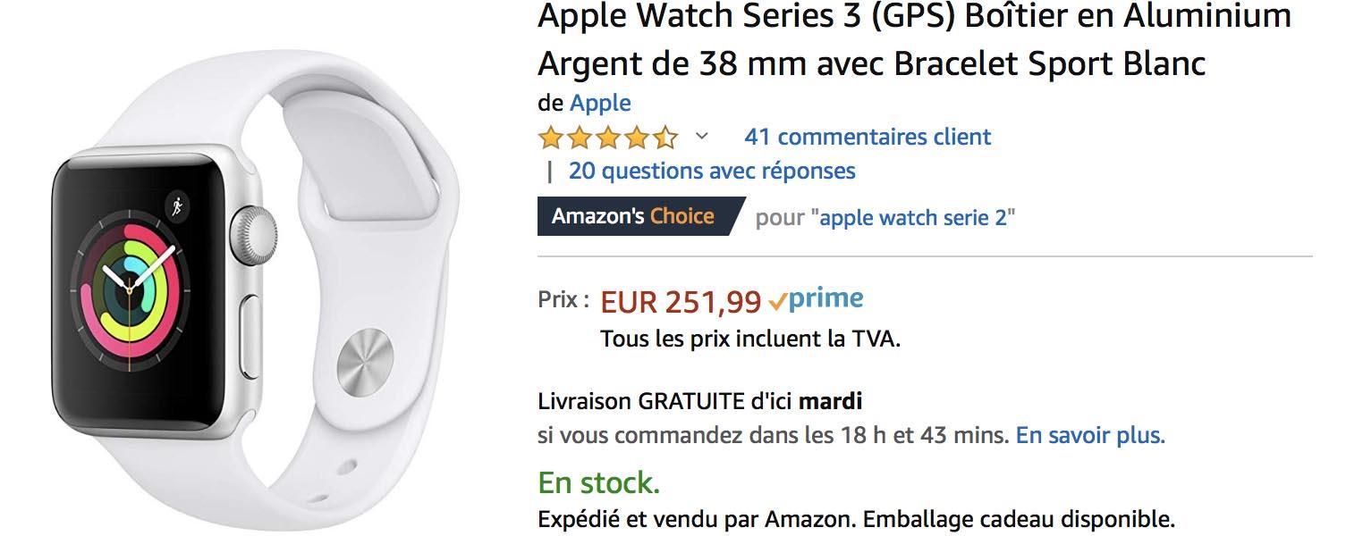 Apple Watch Amazon