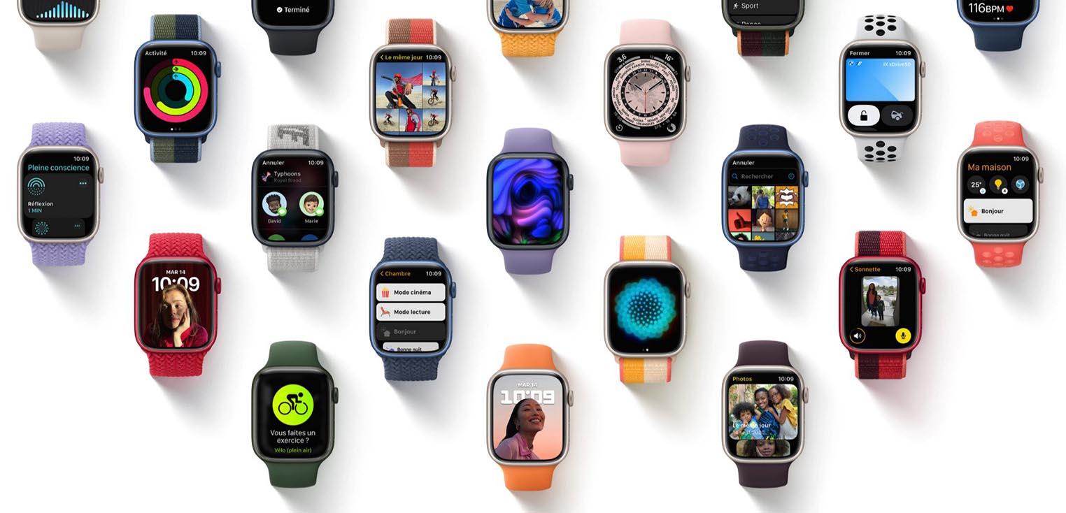 watchOS 8.0.1