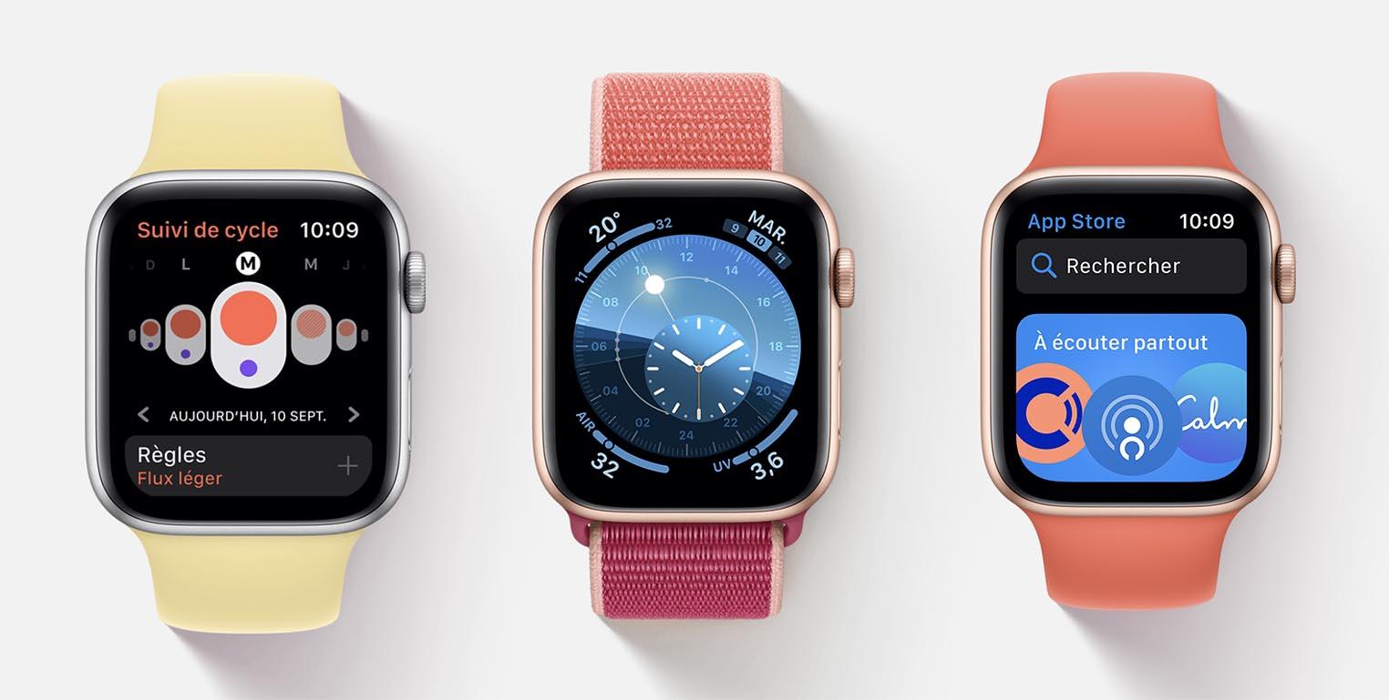 watchOS 6 disponible