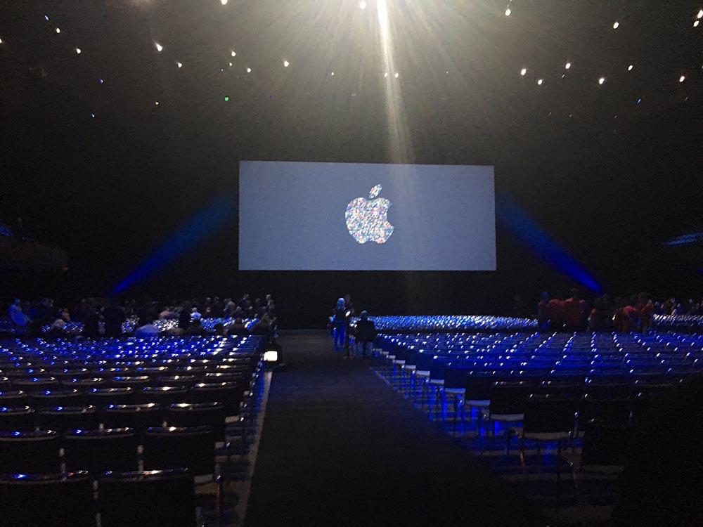 WWDC 2016 Auditorium
