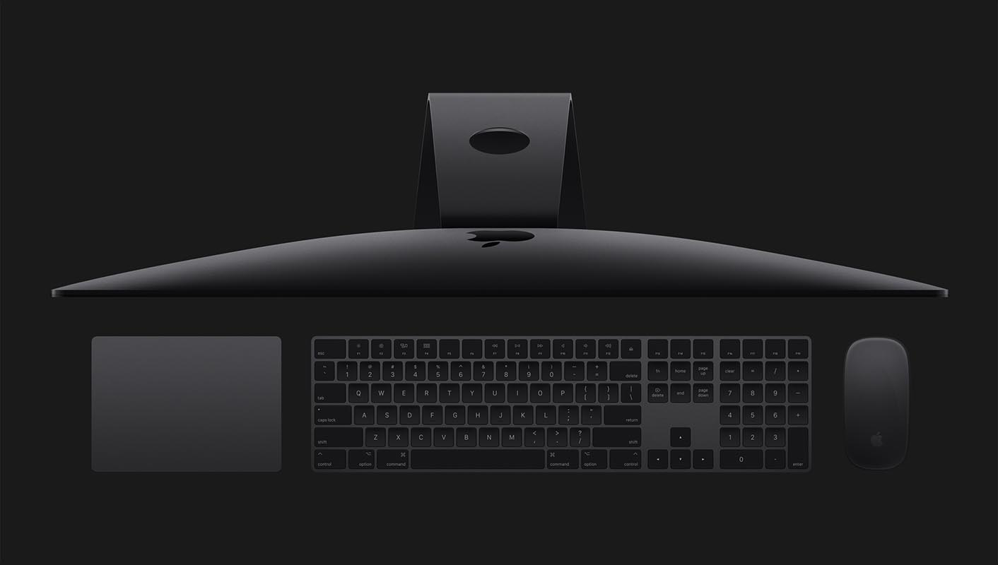 WWDC 2017 iMac Pro