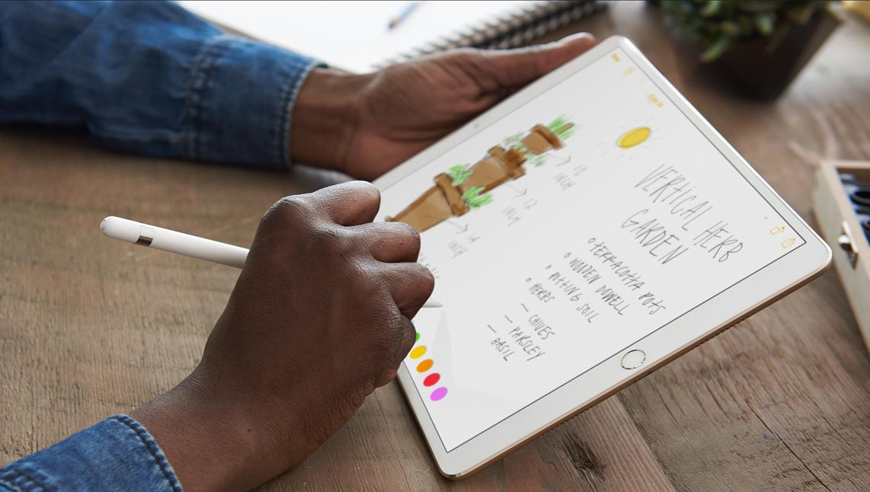 WWDC 2017 iPad Pro