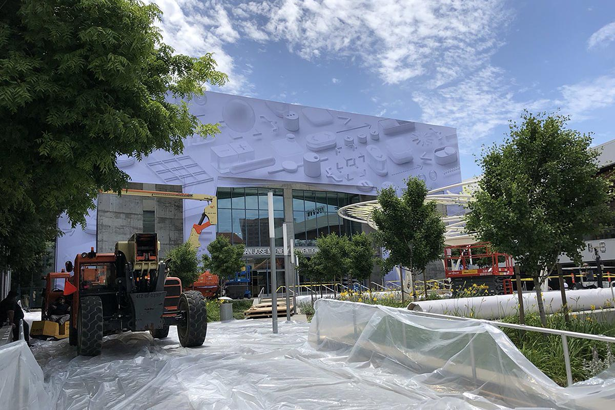 WWDC 2018 Convention Center