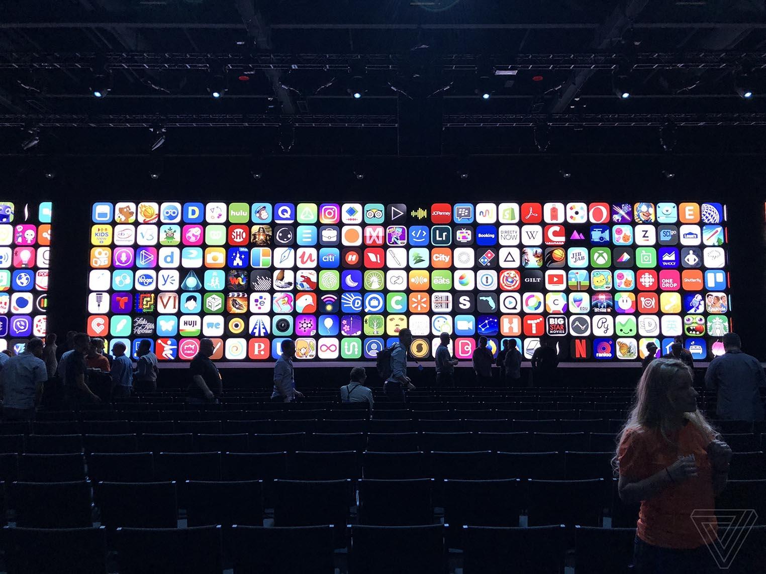 WWDC 2018 icônes