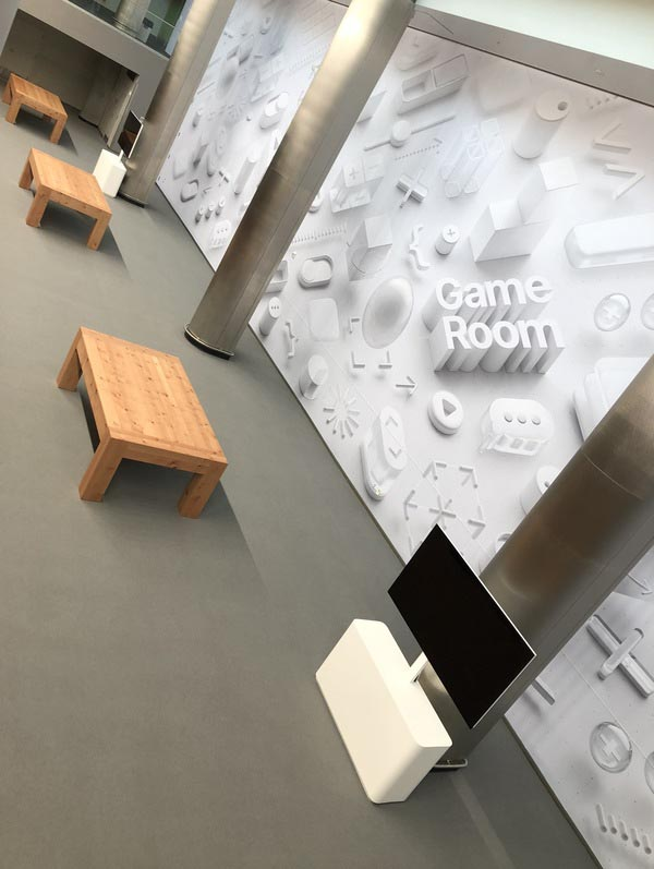 WWDC 2018 Game Room