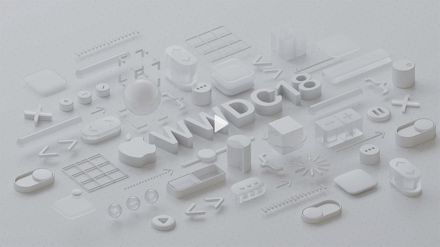 WWDC 2018 vidéo