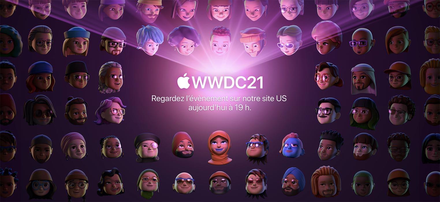 WWDC 2021 direct