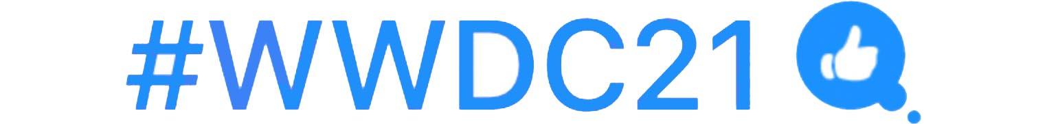 WWDC21 Hashflag