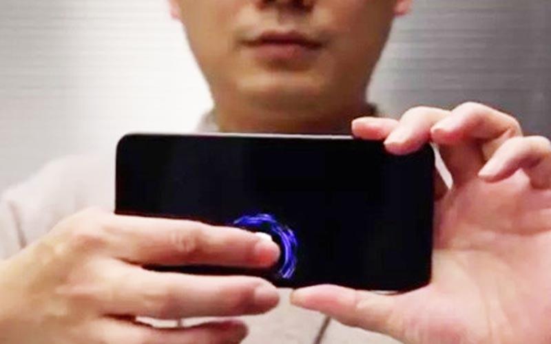 Des capteurs d'empreintes sous l'écran plus larges