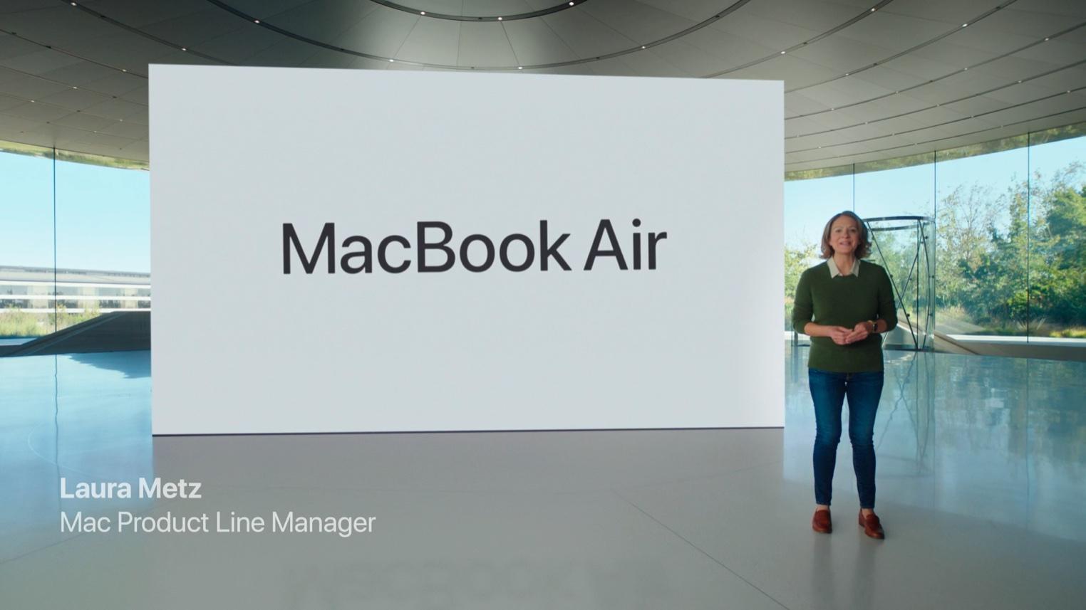 Apple Event Novembre 2020
