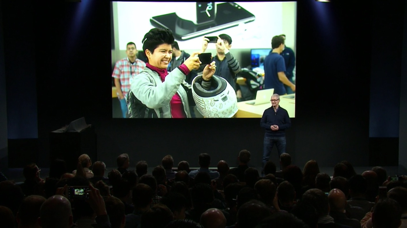 Apple Event Octobre 2016