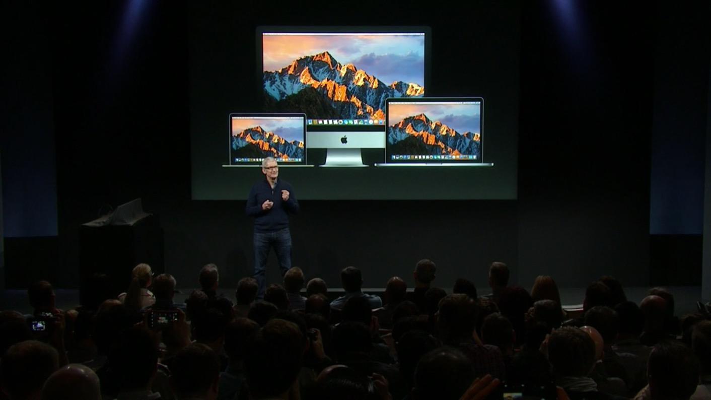 Apple Event Octobre 2016
