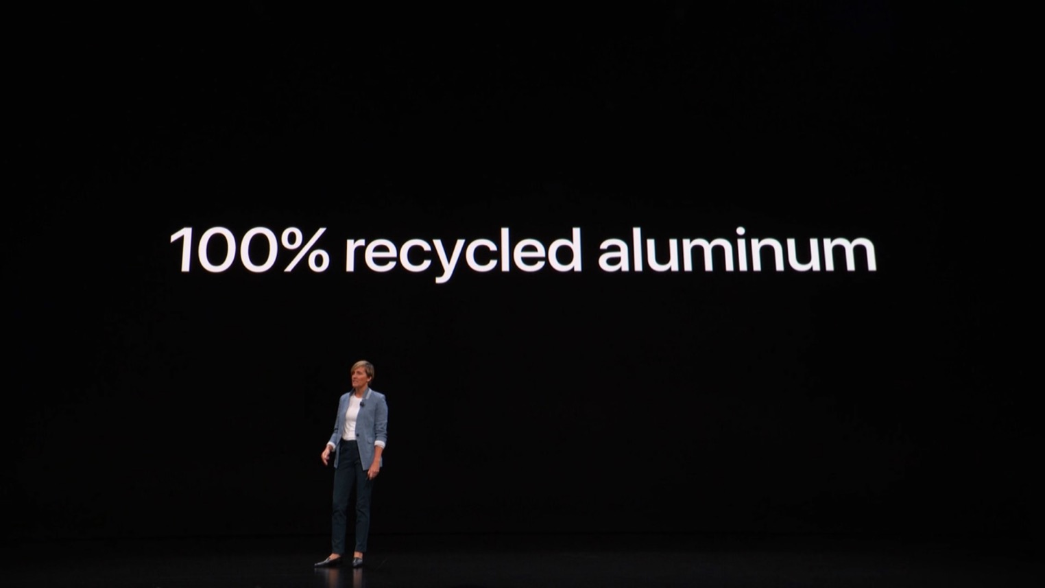 Apple Keynote Octobre 2018