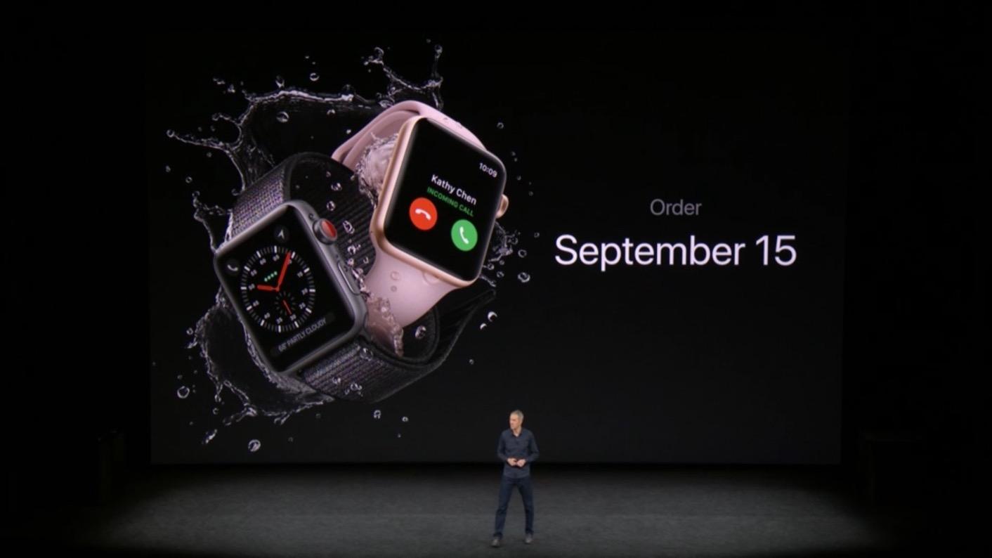 Keynote Septembre 2017