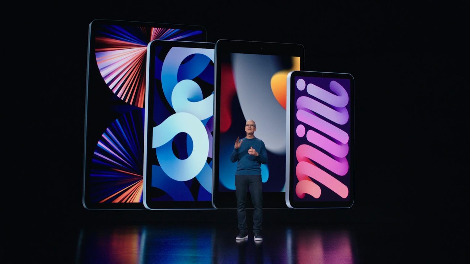 Apple Event Septembre 2021