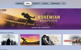 L'app TV d'Apple arrive chez LG, Sony et Vizio en 2020