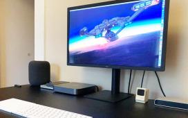 Apple officialise l'écran UltraFine 4K de 23,7 pouces de LG
