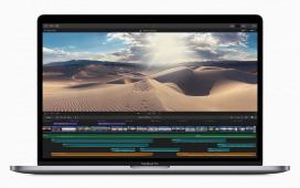 Les premiers benchmarks du MacBook Pro 15,4'' octocoeur de 2019