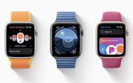 Apple Watch : watchOS 6 est disponible !