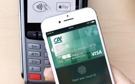 Apple Pay annoncé au Crédit Mutuel et chez CIC !